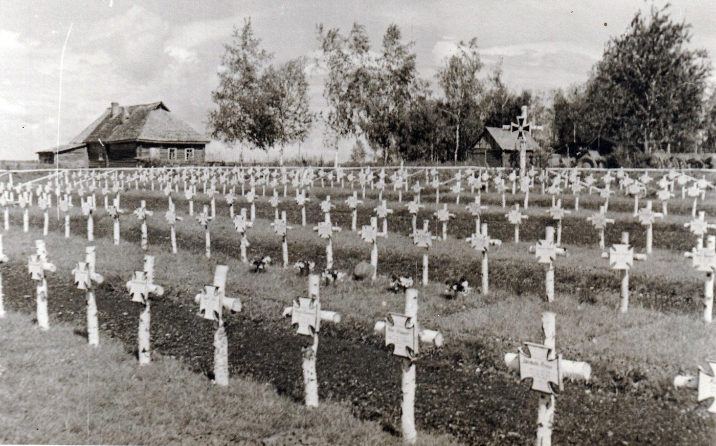 Divisionsfriedhof Gubino