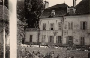 Schloss der Visconte de Simoné in Quincey (Côte-d'Or)