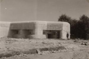 Bunker bei Signy-l'Abbaye