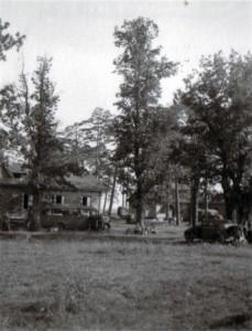 19410717 Waldlager bei Sluzk