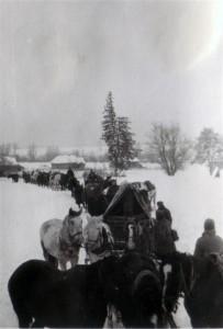 19411226 Rückzug auf der R1 01