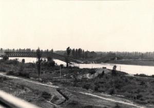 1939 Brücke bei Neuenburg