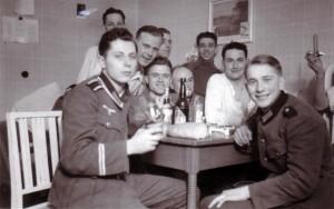 1939 Sylvester an der Westfront