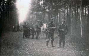 19431022 Partisaneneinsatz bei Malje Bowki 01