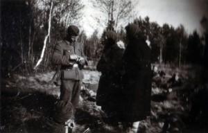 19431022 Partisaneneinsatz bei Malje Bowki 02