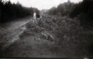 19431105 Partisaneneinsatz bei Krasnja Poljana 01