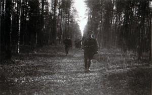 19431105 Partisaneneinsatz bei Krasnja Poljana 02