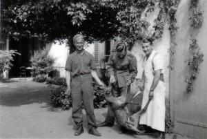 Ein Bock am 28. Juni 1941, Bourbon-Lancy