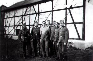 Erinnerung an die Westfront am 17. September 1940