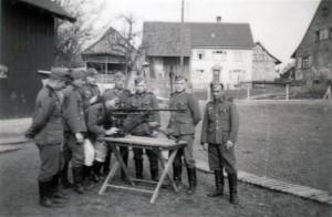 Zur Erinnerung an das Jahr 1940, Westfront am 16. März