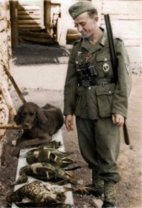 Jagd im Sowjet-Paradies im August 1942
