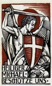 Heiliger Michael, Schutzpatron der Soldaten