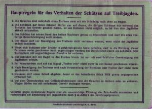 Sudetengau-Jagdschein vom 23. November 1940, Seite 4