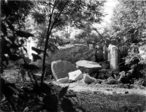 Gen Schmidt am Idsteiner Klotz am 30.9.1939