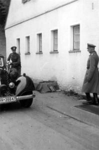 GenOberst Ritter von Leeb - OB Heeresgrp C - am 21.10.1939