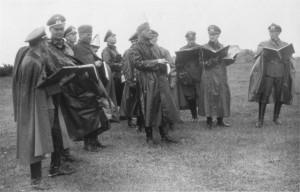 0124 VL Olt Buchrucker - Maj Köstlin - Olt Morath - Gen Schm_1