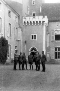 0202 Divisionsstabsquartier am 23.6.40 Schloß Rully_1
