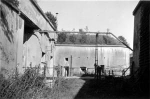 0205 Fort de la Roppe - Zugbrücke am Eingang_1