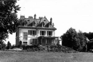 0222 Divisionsstabsquartier  Gästehaus Peugot in Montbeliard_1