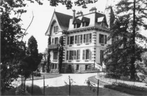 0223 Divisionsstabsquartier  Gästehaus Peugot in Montbeliard_1