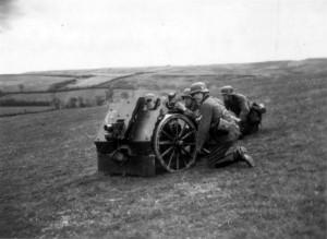 0335 Divisionsübung März '41 - leichtes Infanteriegeschütz_1