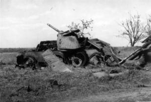 0063 abgeschossener Panzer bei Romanischtsche_1