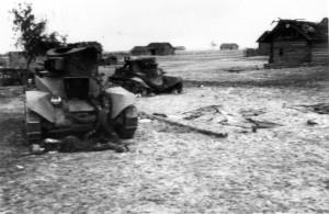 0065 abgeschossener Panzer bei Romanischtsche_1