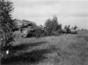 0206 Sturmgeschütze sichern den Dnjeprübergang 14.8.1941_1