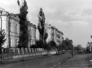 0251 Divisionsstabsquartier in Gomel am 23.08.1941_1