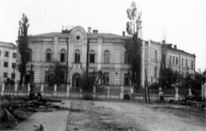 0252 Divisionsstabsquartier in Gomel am 23.08.1941_1