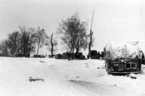 0488 Tross des DivStab nach Überfall bei Nedelnoje am 28.12._1