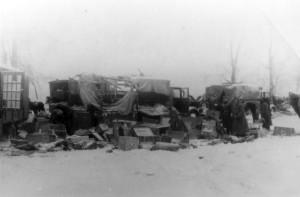 0489 Tross des DivStab nach Überfall bei Nedelnoje am 28.12._1