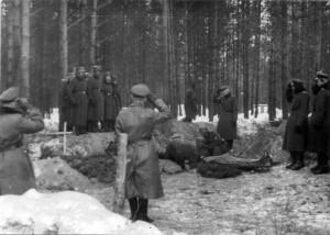 0189 Bestattung Dr. Herrlen, im Vordergrund General Hahm_1
