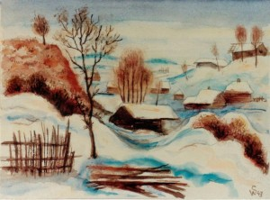 0236 März 1943 - Aquarell von W.Spitzer_1