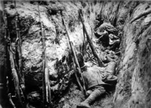 0264 Stosstrupp der 11. GR 480 unter Olt Raff am 11.05.1943 hat nördlich Kirow 900 Meter feindlichen Graben aufgerollt_1