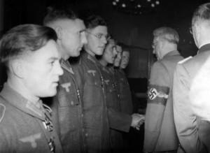 0309 Empfang durch Reichsstatthalter Murr - im Vordergrund OG Foldenauer_1
