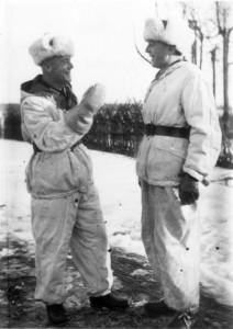 0358 links Hptm Ruprecht - rechts Lt Kraft im März 1944_1