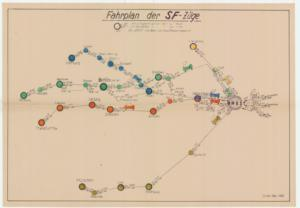 Fahrplan SF Zuege