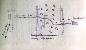 Skizze Hermann Knoedler