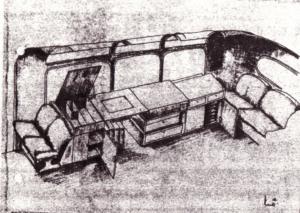 Skizze Kartenomnibus